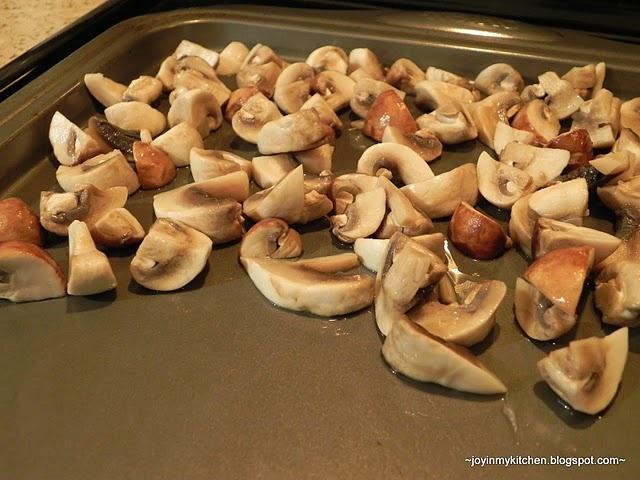 How to freeze mushrooms. @Rocky Van Renselaar