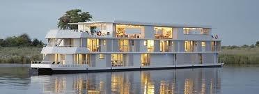 Luxury Boat Cruising