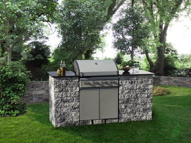 Outdoor Küche Granit Ehl Outdoorkitchen-set Mini | Grillsaison | Pinterest