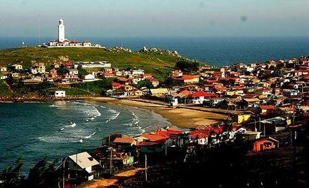 Farol de Santa Marta, Laguna, Praia do Cardoso, Criciúma, Santa Catarina/Brasil