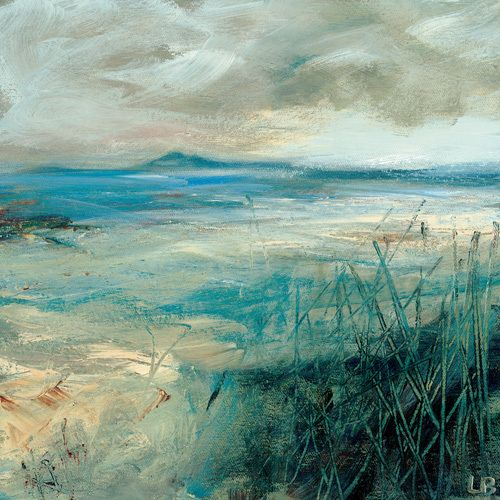 Seagrass by Lesley Birch - art print from King & McGaw