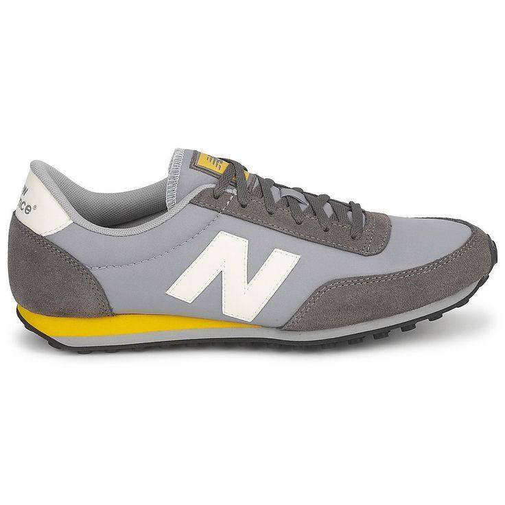 New Balance 410 Men's Grey Yellow White U410