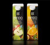 Uudet God Morgon® BIFIDO mehut ovat Suomessa ensimmäiset puhdasta appelsiini- ja omenatäysmehua olevat mehut, jotka sisältävät hyödyllisiä bakteereja ja joiden maku on puhtaan raikas. 100% hedelmää eikä lisättyä sokeria. Sisältävät aktiivista Bifidobakteeria, joka tekee vatsalle hyvää. #hopottajat #godmorgon #bifido http://godmorgon.com/bifido/fi/