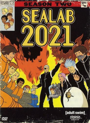 Sealab 2021: Season Two [2 Discs] [DVD]
