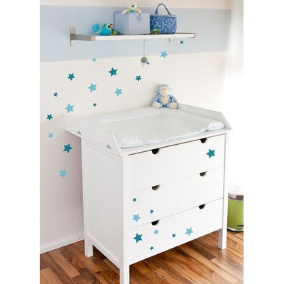 Nutmeg Wall Stickers Stars Decorative Stickers | Wayfair UK