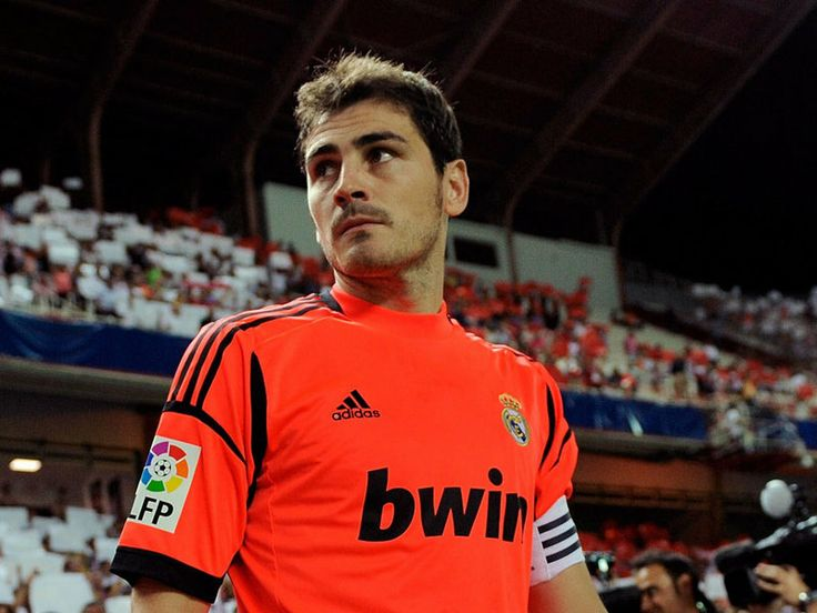 Iker Casilias is famous because, he play football in the club Real Madrid. He's after my opinion a living legend. Iker is a loyal Goalkeeper and he fights, for being the best.