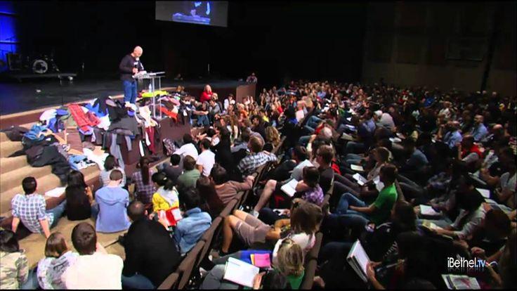 David Hogan at Bethel Church, Redding - School of Ministry