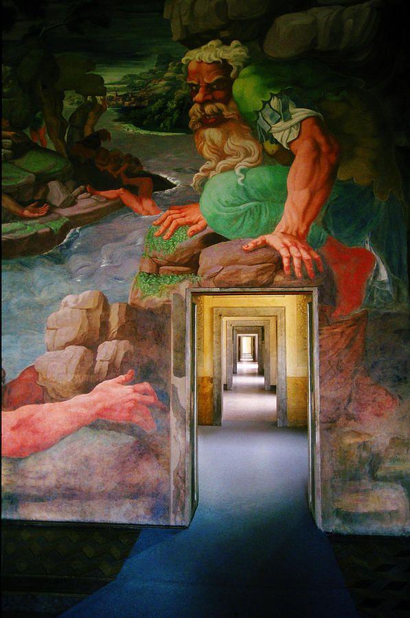 Palazzo Te, Mantova.