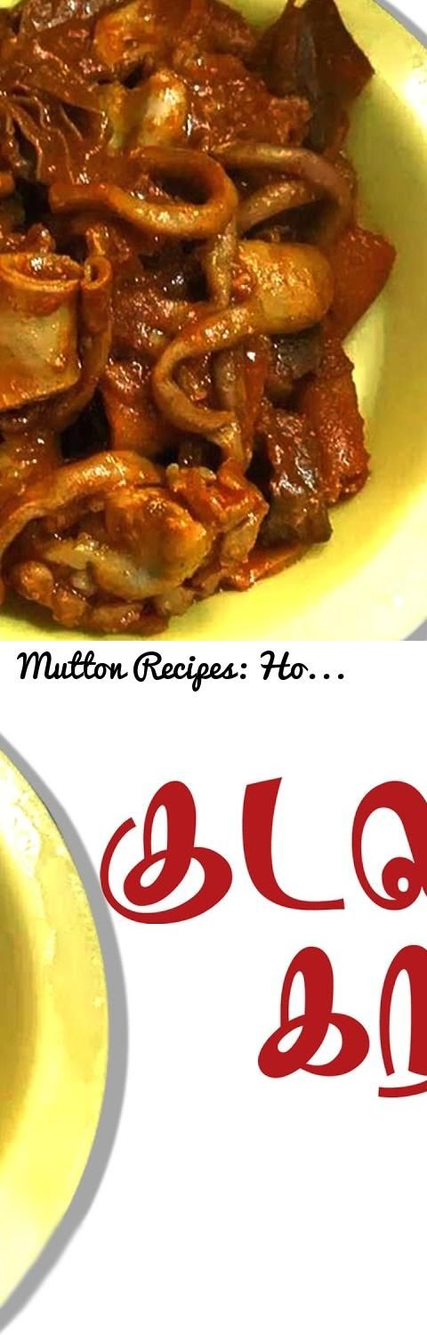 Mutton Recipes: How to Make Boti Curry | Boti Curry Recipe in Tamil... Tags: Mutton Keema, Mutton Shami Kabab Recipe, Raisins mutton curry recipe, Mutton Paya Curry Recipe, Mutton Chukka Recipe, Mutton rogan josh recipe, Mutton kulambu recipe, Mutton Kuruma recipe, Mutton Liver Masala curry, Lamb Pepper Chops Curry, Mutton Kofta Curry Recipe, Gongura Mutton Recipe, Lamb Head Curry Recipe, Goan Mutton Masala Recipe, Fried mutton chops recipe, Chilli Mutton Masala Recipe, How to Make Boti…