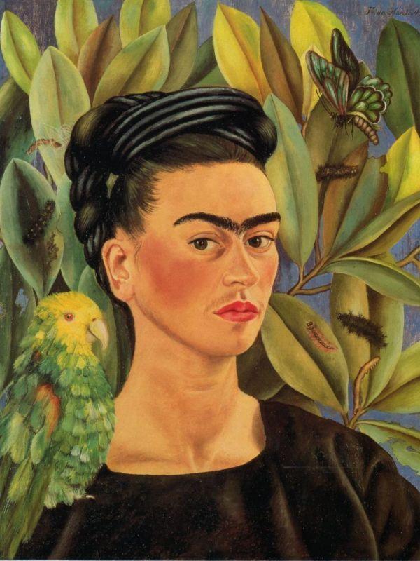 Frida Kahlo at The New York Botanical Garden | The Neo-Trad