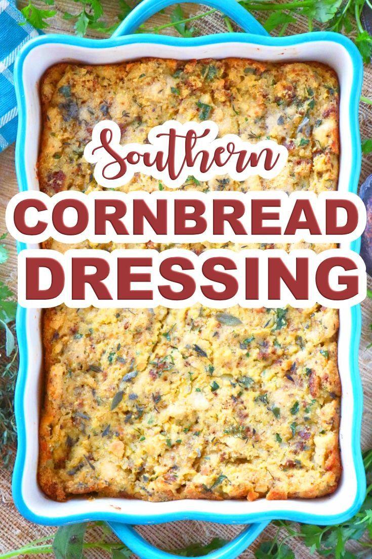 45++ Old fashioned southern cornbread dressing recipe ideas ideas in 2021