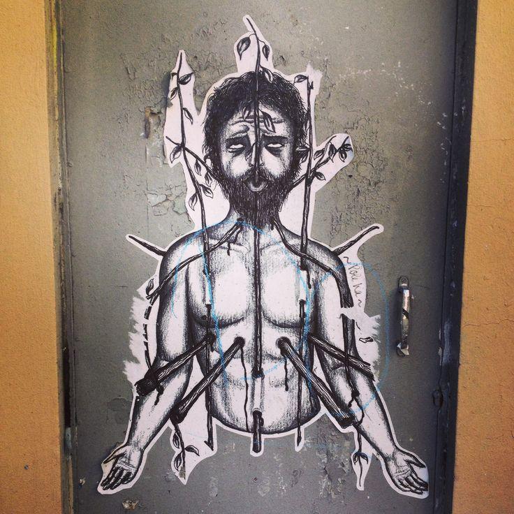 Pole Ka #streetart
