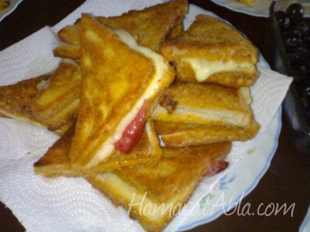 Fransız mutfağına ait muhteşem bu tarifi mutlaka denemenizi tavsiye ederim.Oya hanımında söylediği gibi mükemmel bir kahvaltı tarifi.