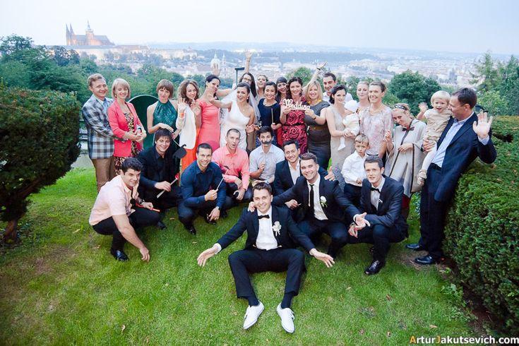 Prague marriage