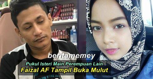Pukul Isteri Main Perempuan Lain Faizal AF Tampil Buka Mulut Dedah Kisah Sebenar http://ift.tt/2vnLpCN