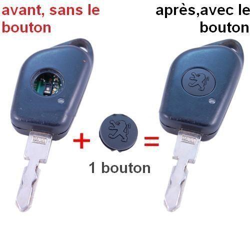 Membrane Bouton Poussoir Plastique Pour Clé Plip Peugeot 106 206 306 406 etc: Membrane Bouton Poussoir Plastique Pour Clé Plip Peugeot 106…