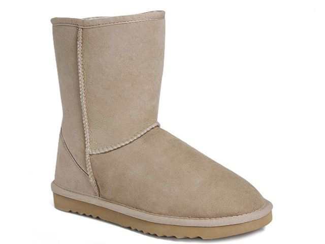 UGG Classic Short Boots 5825 Sand|ugg outlet store $87.81