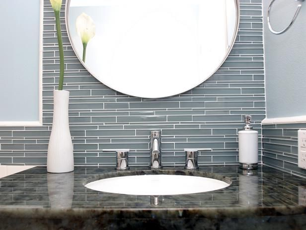 find this pin and more on bathroom backsplashtile by houseofcolor. beautiful ideas. Home Design Ideas