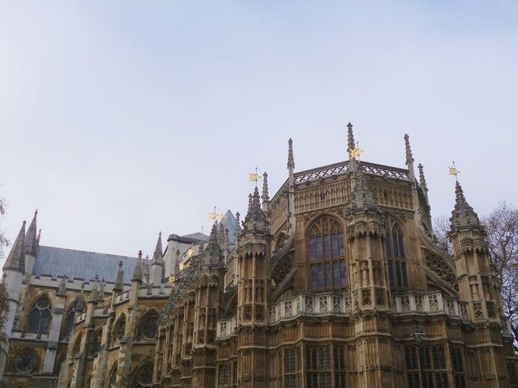 Le Palais de Westminster | ParisKittyLove