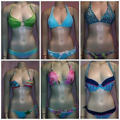Cia Maritima Agua Doce Wholesale Bikini Lot Resale Swim Victoria's Secret 138 P