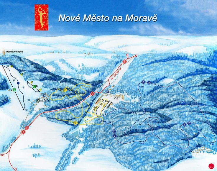 Ski areál Harusák
