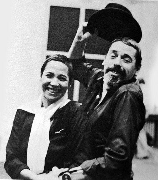 Jacques Brel et Maddly