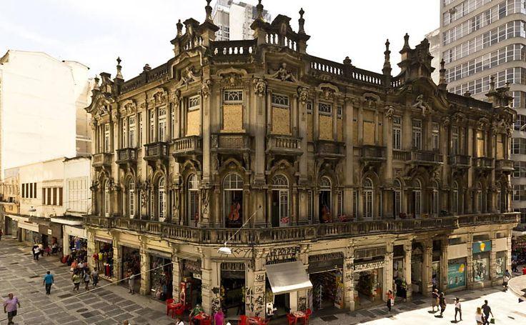 Palacete histórico no centro de SP abrigará nova Casa de Francisca - 14/08/2015 - Ilustrada - Folha de S.Paulo