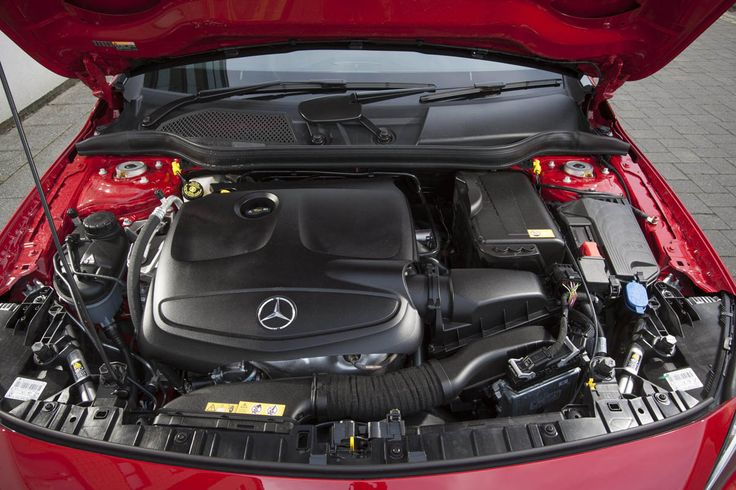 Mercedes GLA review, price and specs - Pictures