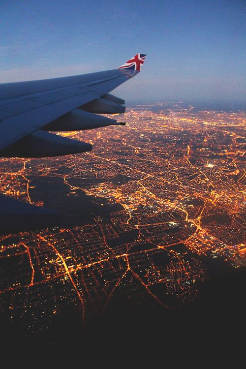Above London