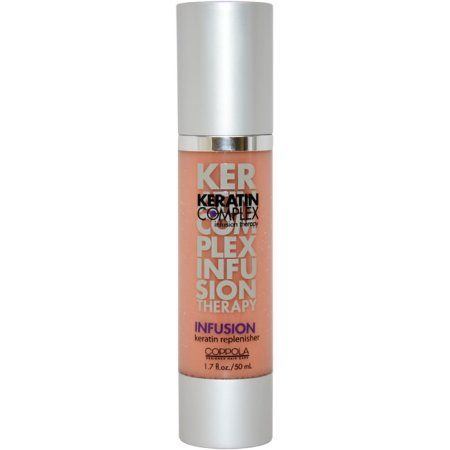 Keratin Complex Infusion Keratin Replenisher by Keratin Complex for Unisex, 1.7 oz