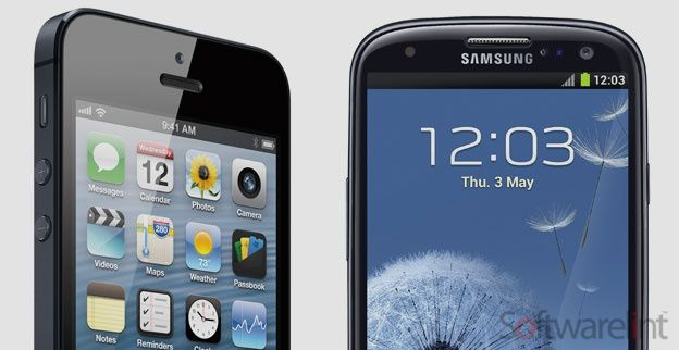 iPhone 5 vs Samsung Galaxy S3 : Which one Wins over the other | Softwarelint