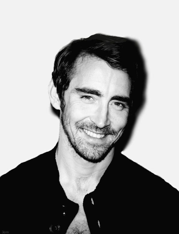 A Love Letter to Lee Pace because it's his birthday <- this article is so perfect.