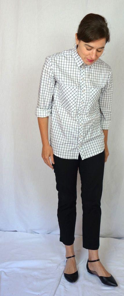 Grainline Archer Shirt