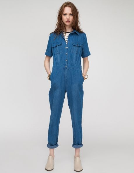 Neat!! if i was only 90 lbs thinner : /   Mechanic's Jumpsuit Found @ NeedSupply