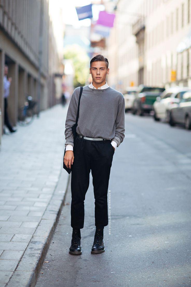 Jonathan - Stockholm Streetstyle