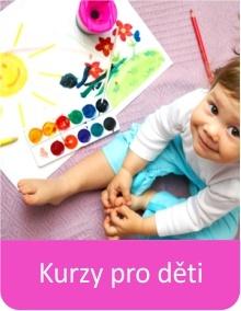 Výtvarný ateliér Malování kreslení - kurzy pro děti