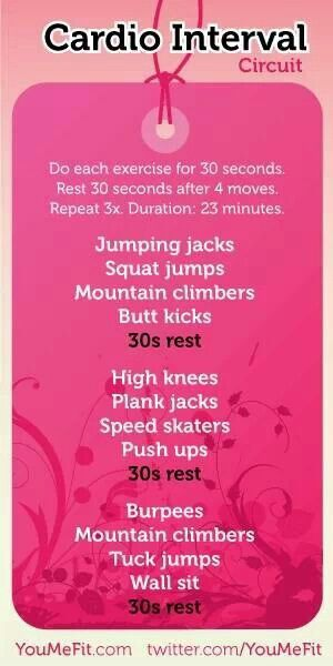 how to set a tabata timer