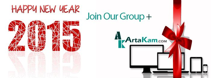 There is no ideal new year; only the one Christmas you decide to make as a reflection of your values, desires, affections, traditions . happy new year... . http://www.artakam.com/fa/index.asp?p=pages&id=1