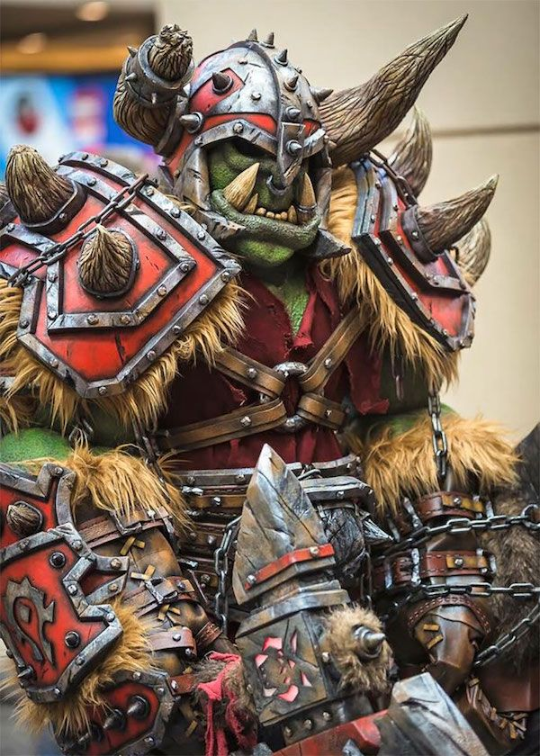542 best epic cosplay images on pinterest cosplay ideas carnivals award winning orc cosplay solutioingenieria