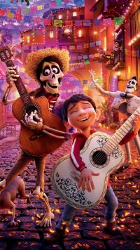 Nice Movie, Coco Mobile Wallpaper 6