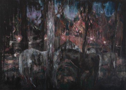 Josef Bolf, Horses | Galerie Dukan