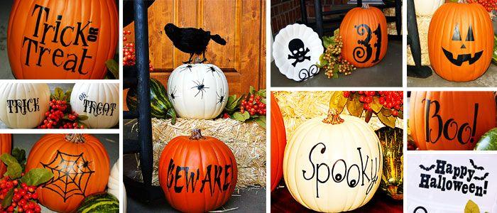 Vinyl on pumpkin: Halloween Decals, Pumpkin Ideas, Vinyls Decals, Cricut Ideas, Pumpkin Crafts, Pumpkin Vinyls, Decor Pumpkin, Halloween Pumpkin, Vinyls Halloween