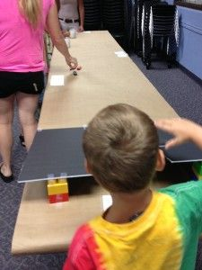 STEM programs for preschoolers.  This link is to Gravity - see the end of the post for several other themes.