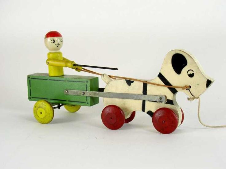 Phrase Hustler antique toys you cannot