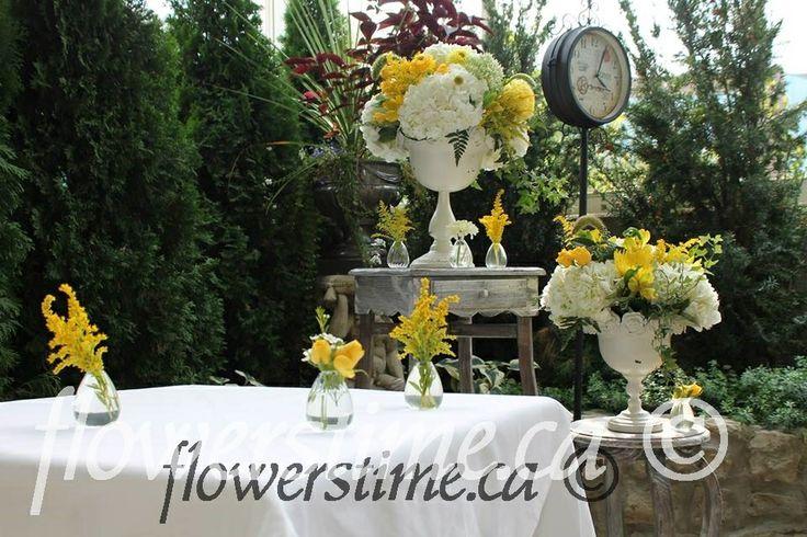 Toronto wedding event design