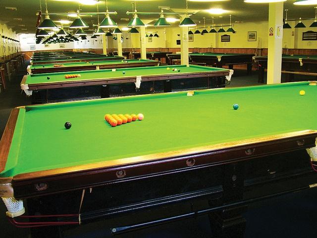 Snooker - Ashbury by ManorAshbury, via Flickr