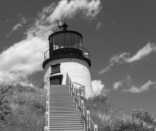 Owls Head Light in Owls Head, Maine | 50 Of The Creepiest Places In The U.S.