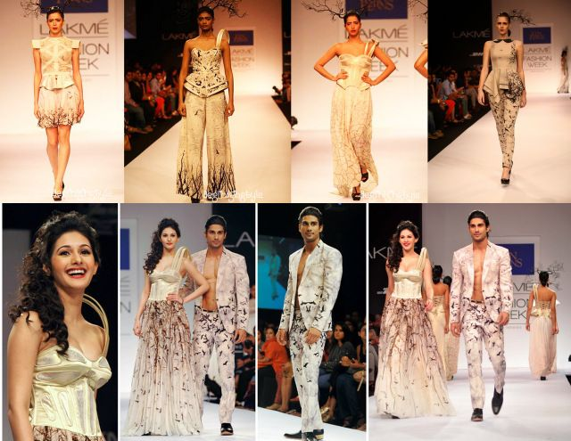 Ken Ferns, Lakme Fashion Week. #kenferns #lfw #lovely