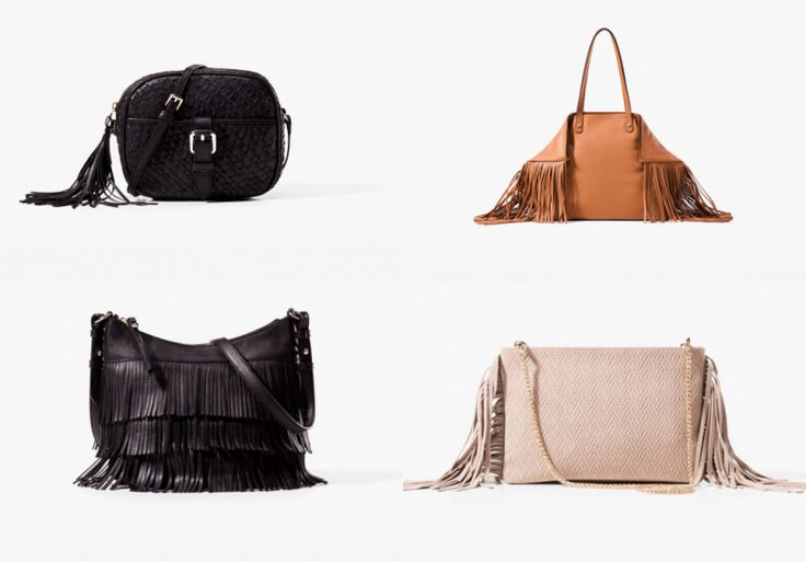 massimo dutti fringe bags ss15 trends