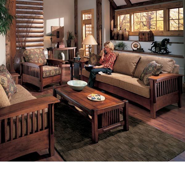 Mission Style Furniture Stores